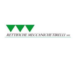 rettifiche meccaniche Tirelli logo