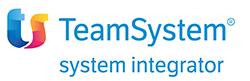 Logo certified system integrator_TeamSystem