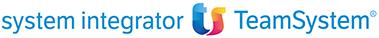 Logo certified system integrator_TS_TeamSystem_Color