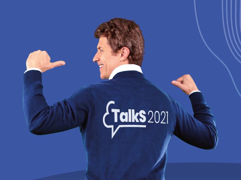 Invito all'evento TalkS 2021